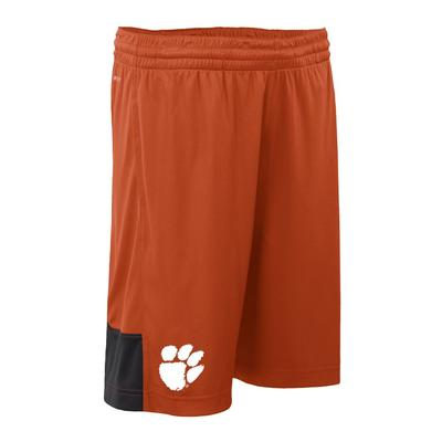 Clemson Nike Youth DriFit Shorts