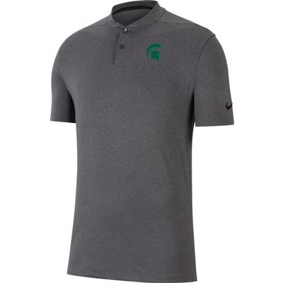 Michigan State Nike Golf Vapor Blade Collar Polo