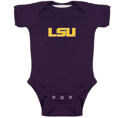 LSU Infant Onesie