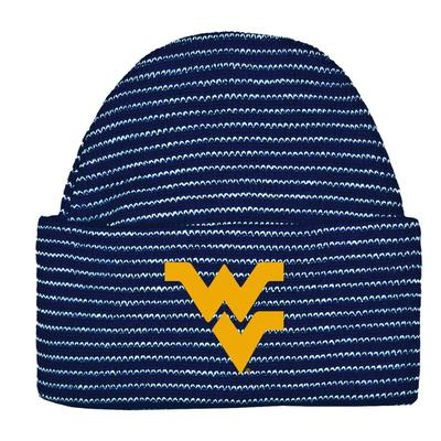 West Virginia Baby Knit Beanie