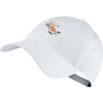 Tennessee Nike Golf Vault H86 Washed Adj Hat WHITE