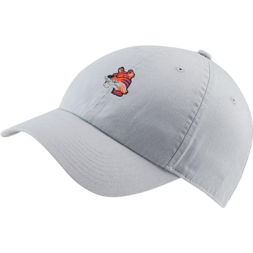 Clemson Nike Golf Vault H86 Washed Adj Hat