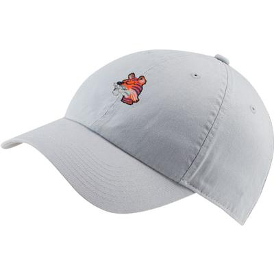 Clemson Nike Golf Vault H86 Washed Adj Hat