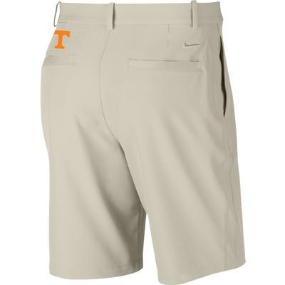 Tennessee Nike Golf Flex Hybrid Shorts LT_BONE