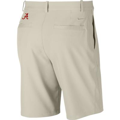 Alabama Nike Golf Flex Hybrid Shorts BONE
