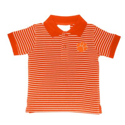 Clemson Toddler Golf Polo