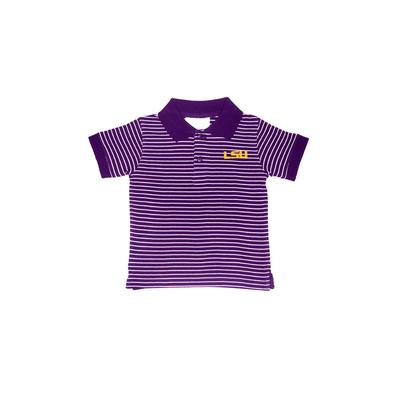 LSU Toddler Golf Polo