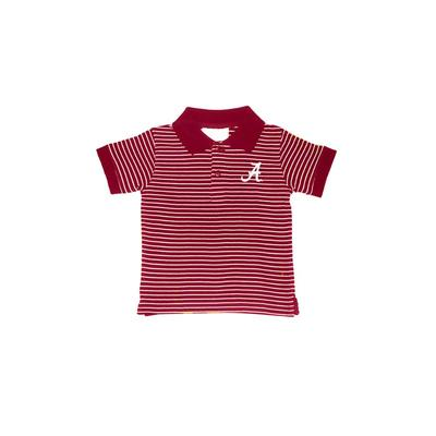 Alabama Toddler Golf Polo