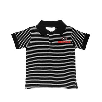 Georgia Toddler Golf Polo