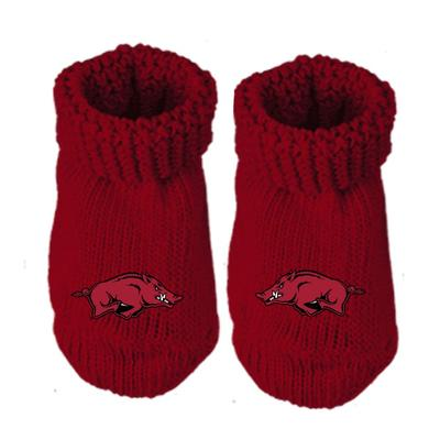 Arkansas Infant Socks