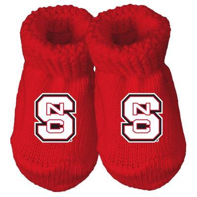 NC State Infant Socks