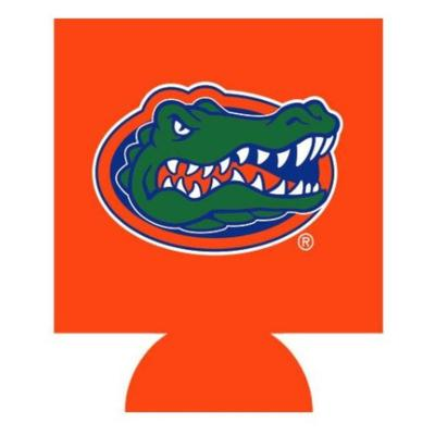 Florida Gators Orange Logo Koozie