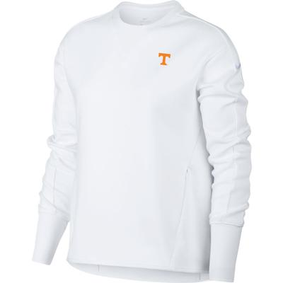 Tennessee Nike Golf Women's Crew Fleece Golf Top