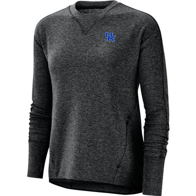 Kentucky Nike Golf Women's Crew Fleece Golf Top