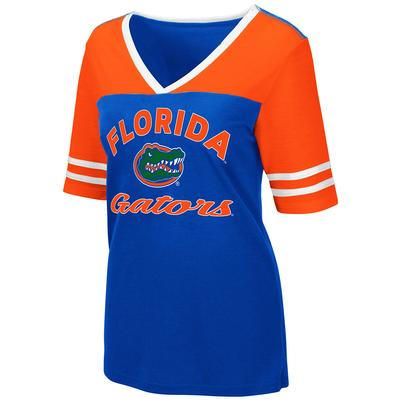 Florida Women's Colosseum Samantha Athletic Fit Tee