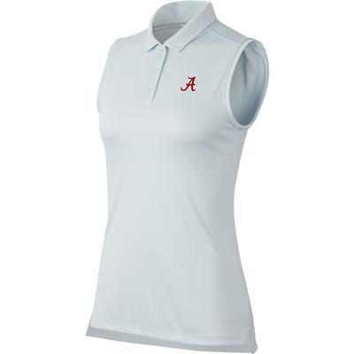 Alabama Nike Golf Women's Dry Sleeveless Polo