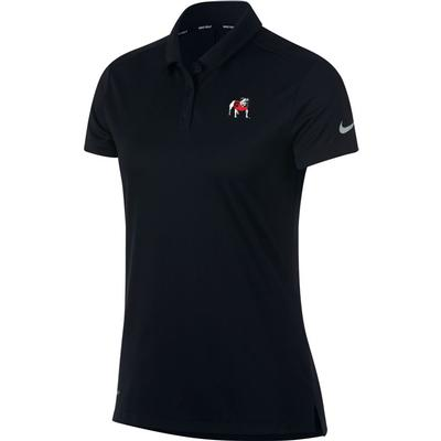 Georgia Nike Golf Women's Dry Short Sleeve Polo