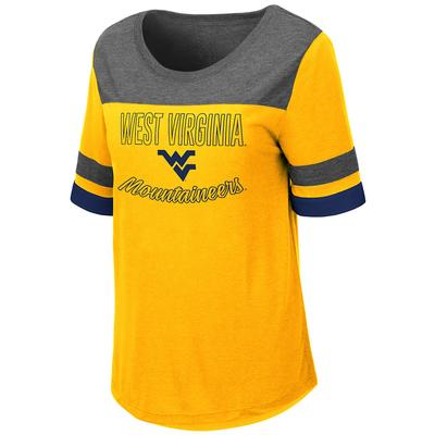 West Virginia Women's Colosseum Relaxed Fit Tee