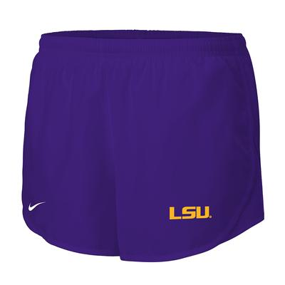 LSU Nike Women's Dri-FIT Tempo Shorts