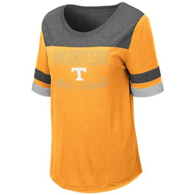 Tennessee Women's Colosseum Relaxed Fit Tee
