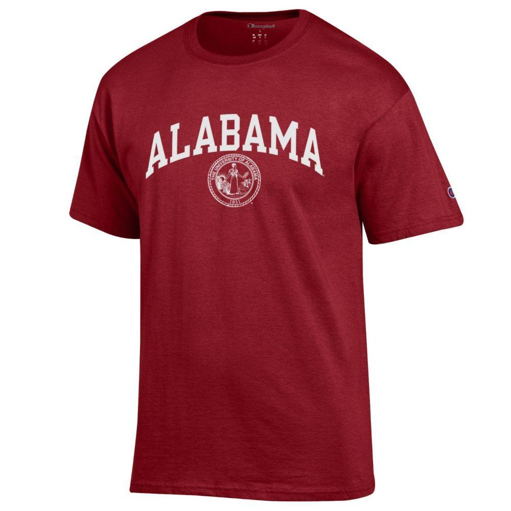 Alabama College Seal Tee