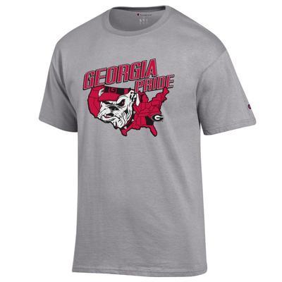 Georgia Pride Bulldog Tee Shirt