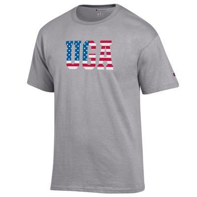Georgia UGA Americana Tee Shirt