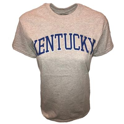 Kentucky Women's Lined Arch Tee OXFORD