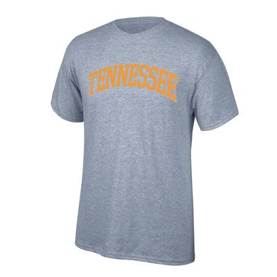 Tennessee Women's Arch Logo Tee OXFORD