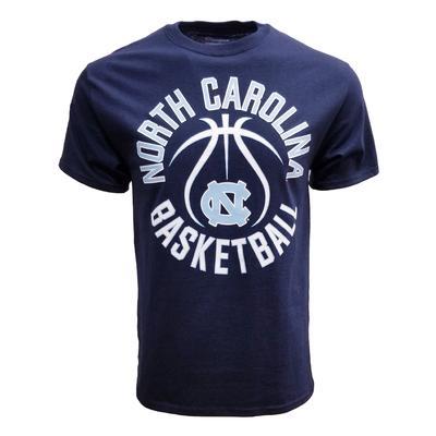 UNC Logo Basketball Tee