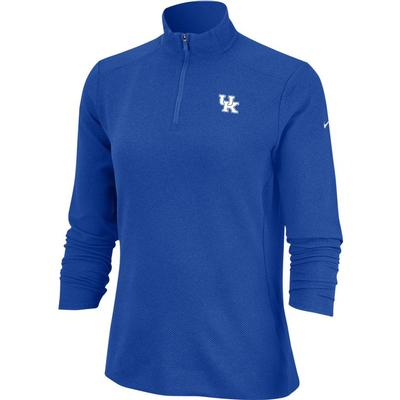 Kentucky Nike Golf Women's 1/4 Zip Golf Pullover