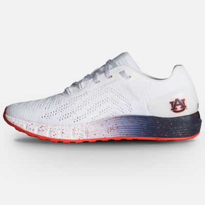 Auburn Under Armour Men's Sonic 2 HOVR Shoes