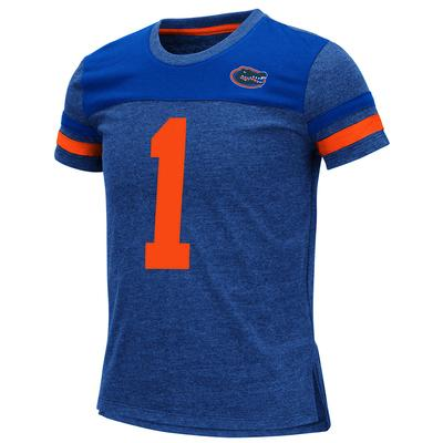 Florida Youth Colosseum Football Stripe Tee