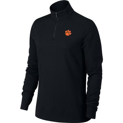 Clemson Nike Golf Women's 1/4 Zip Golf Pullover
