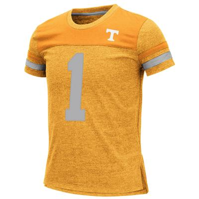 Tennessee Youth Colosseum Football Stripe Tee