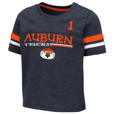 Auburn Toddler Colosseum Football Stripe Tee