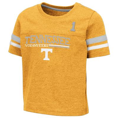 Tennessee Toddler Colosseum Football Stripe Tee