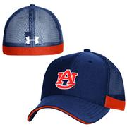 Auburn Under Armour Blitzing Stretch Fit Hat