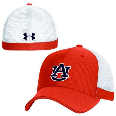 Auburn Under Armour Blitzing Stretch Fit Hat