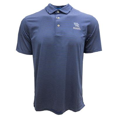 Kentucky Southern Tide Gameday Striped Polo