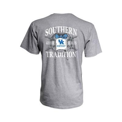 Kentucky Women's Southern Tradition Tee Shirt OXFORD