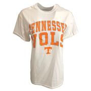 Tennessee Women's Tennessee Vols Arch Tee Shirt