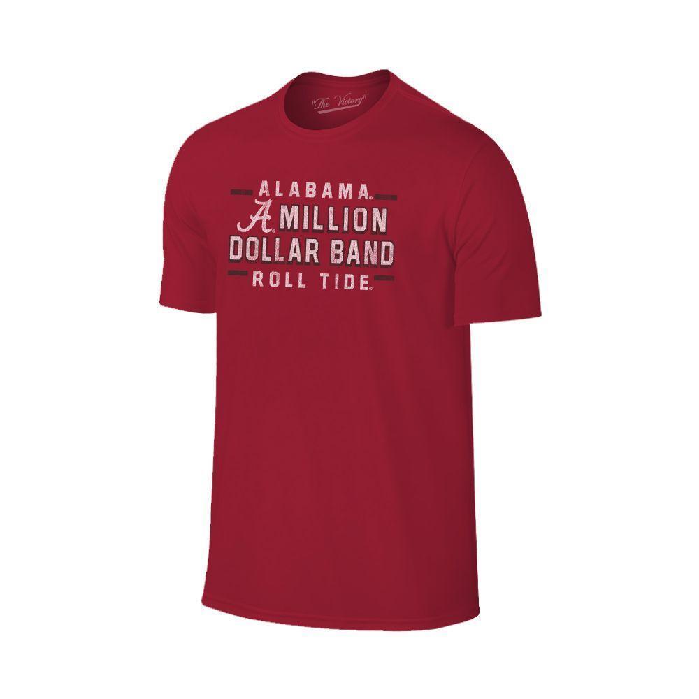 Alabama Million Dollar Band Tee Shirt