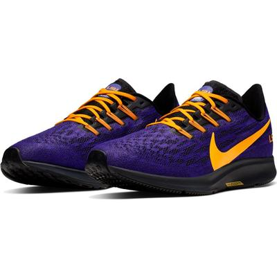 LSU Nike Men's Air Zoom Pegasus 36