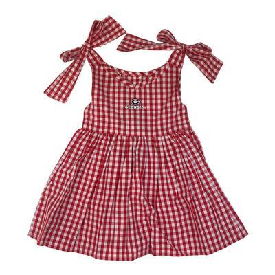 Georgia Toddler Cora Gingham Dress