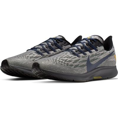 West Virginia Nike Men's Air Zoom Pegasus 36