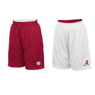 Alabama Youth Colosseum Reversible Mesh Shorts