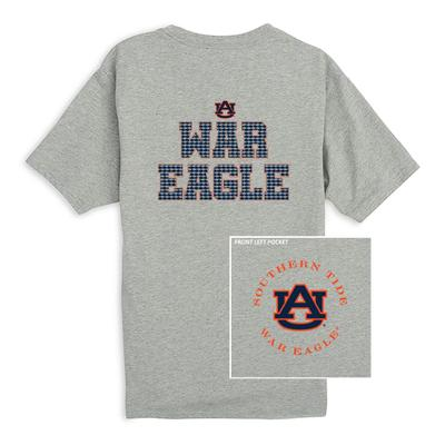 Auburn Southern Tide Mini Skipjack Chant T-Shirt