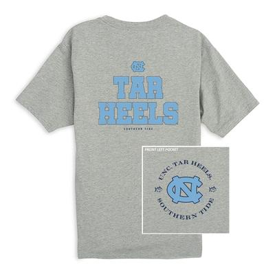 UNC Southern Tide Mini Skipjack Chant T-Shirt