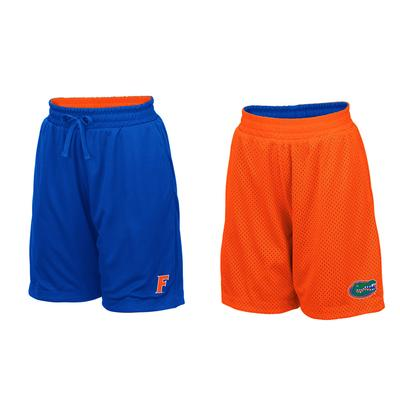Florida Youth Colosseum Reversible Mesh Shorts